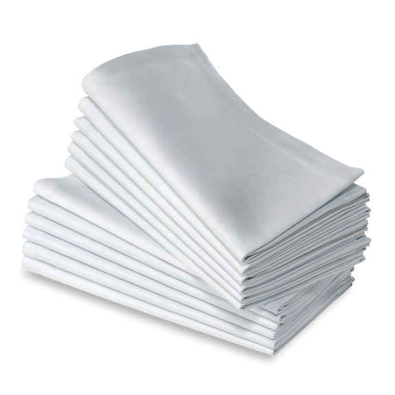 William Sonoma Hotel Dinner Napkins set of 6 $42.95
