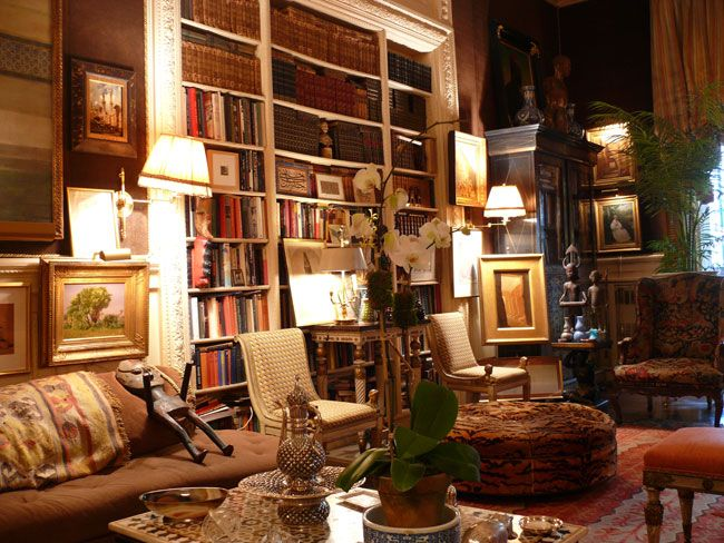 700456fd365812f8b14670368f1cb5a5--cozy-library-british-decor