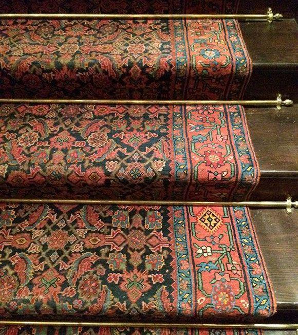Ralph Lauren Store Stair Runner