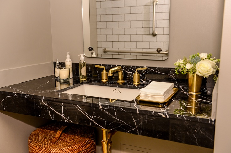 wall-mount-bathroom-sink-vanity-gold-fixtures
